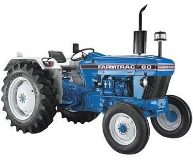 Farmtrac 60 Classic Pro Valuemaxx