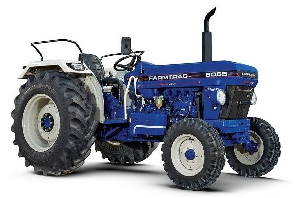 /Farmtrac 6055 PowerMaxx