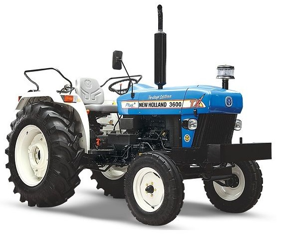 New Holland 3600 Tx Heritage Edition