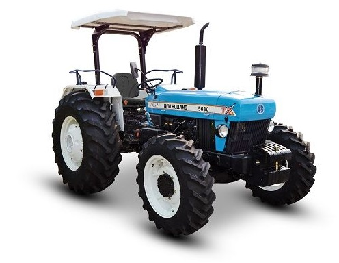 New Holland 5630 Tx Plus 4WD