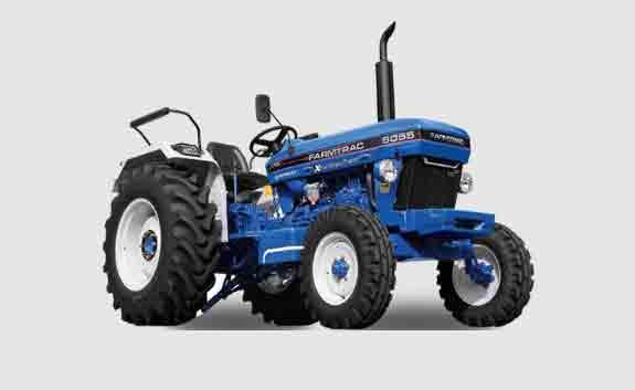 Farmtrac 6055 Classic
