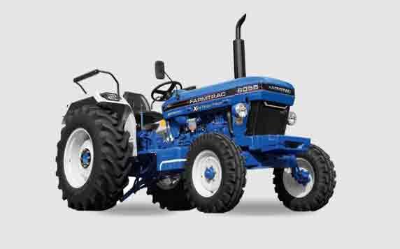 /Farmtrac 6055 F20