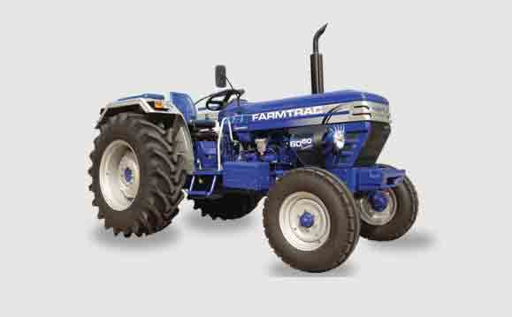 Farmtrac 6060 Executive