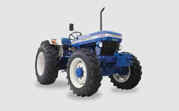 Farmtrac 6065 Executive