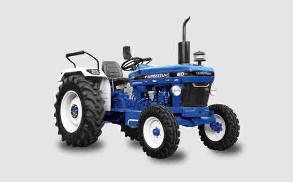/Farmtrac 60 EPI F20