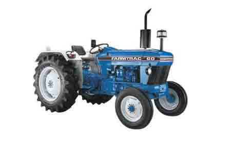 /Farmtrac 60 EPI Supermaxx