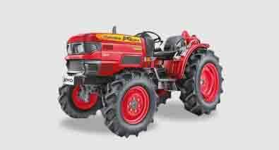 Mahindra JIVO 365 DI 4WD
