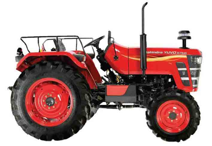/Mahindra Yuvo 575 DI 4WD