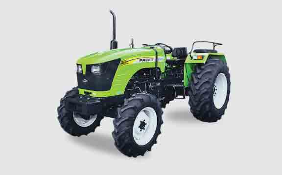 Preet 6049 4WD
