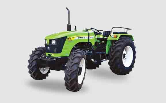 Preet 8049 4WD