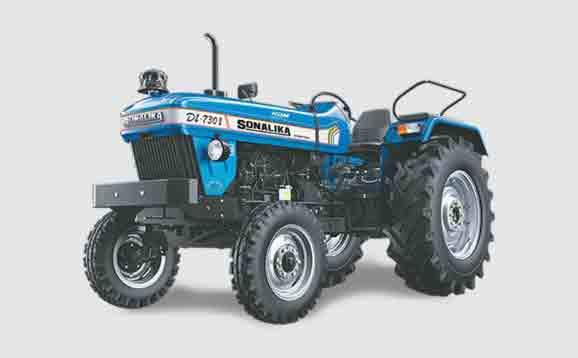 Sonalika DI 730 II HDM