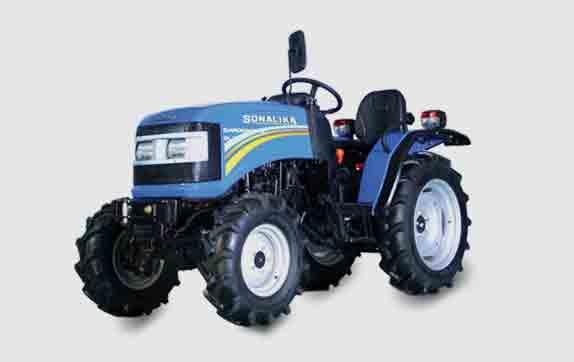 Sonalika GT 26